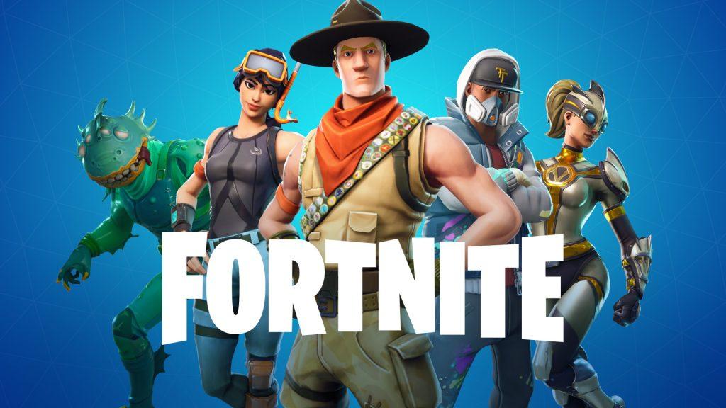 Fortnite - O melhor jogo grátis para Android - Baixe aqui