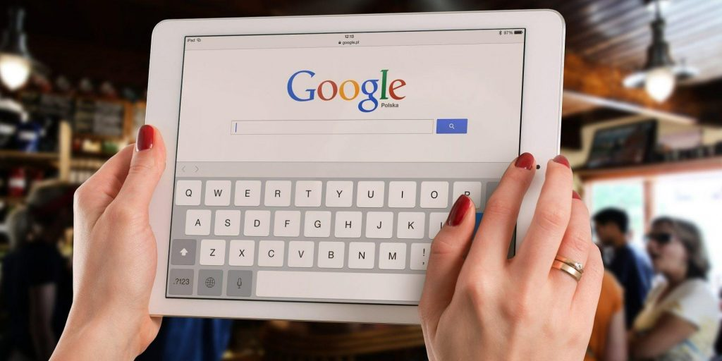 Vagas de emprego no Google - Como buscar
