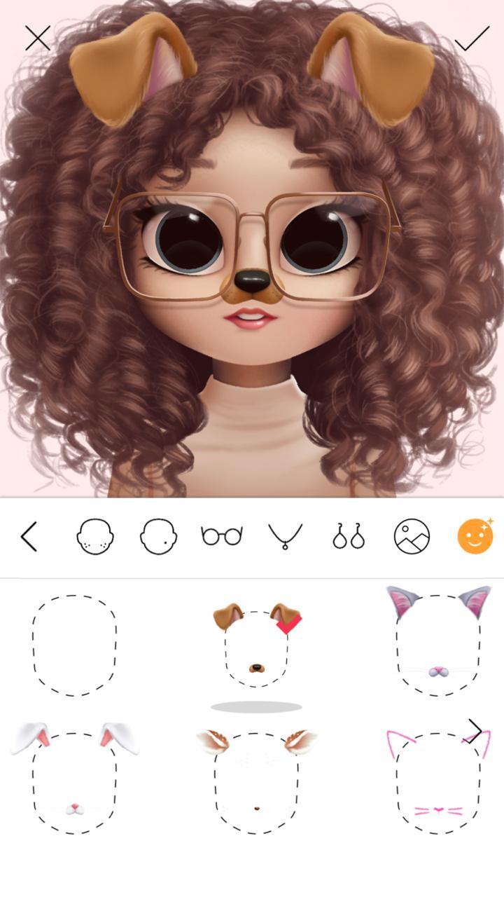 Dollify - O app que faz você virar desenho
