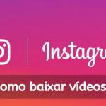 Como baixar vídeos do instagram em seu celular