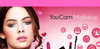 Youcam Makup - O app de maquiagem