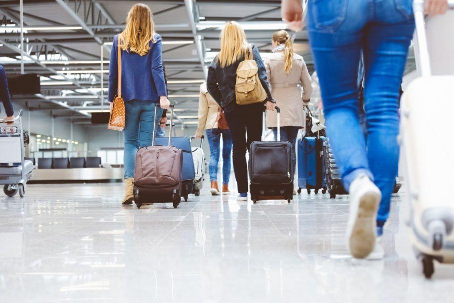 Regras para bagagens de mão em voos nacionais
