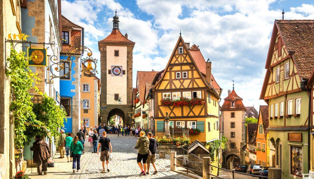 More na Alemanha por um ano - Saiba como