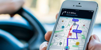 Waze - Aplicativo que oferece GPS para quem está sem conexão