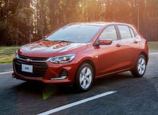 Chevrolet Onix - Saiba como financiar