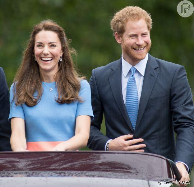 Kate Middleton ajuda cunhado, Harry, a escolher namorada: 'Cumplicidade  grande' - Purepeople