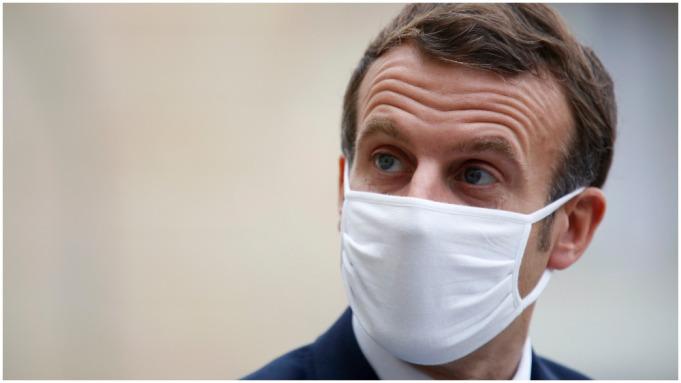 Macron France lockdown