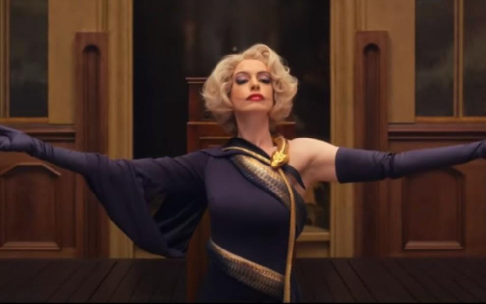 Com Anne Hathaway, remake de Convenção das Bruxas ganha trailer; confira ·  Notícias da TV