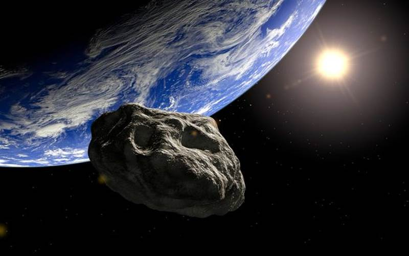 Asteroid 2020 UF3 Berjarak Sangat Dekat dengan Bumi, Kecepatan 22 Km per  Detik - Teknologi Bisnis.com