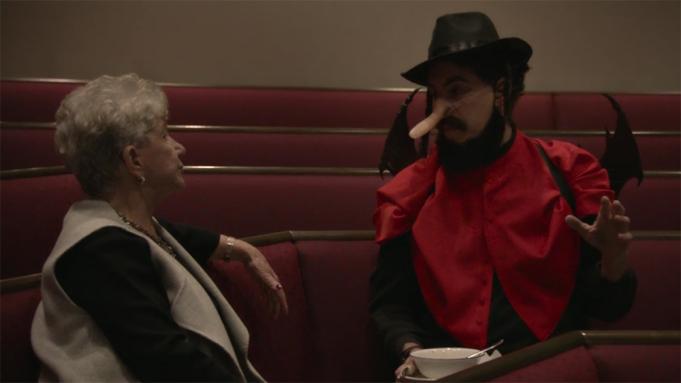 'Borat' Lawsuit Over Holocaust Survivor's Interview