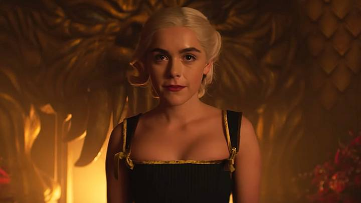 Part Four Of Chilling Adventures Of Sabrina Landing On Netflix On 31 December