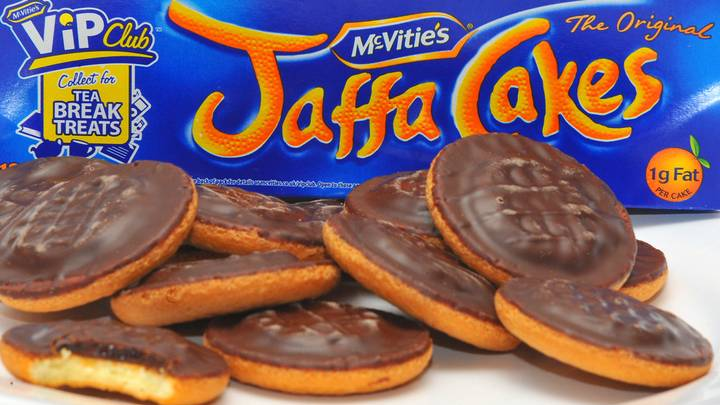 You've Probably Been Eating Jaffa Cakes The Wrong Way Up