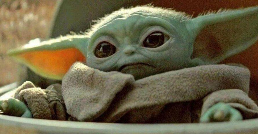 O nome de Baby Yoda foi revelado