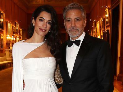 Amal Clooney e George Clooney