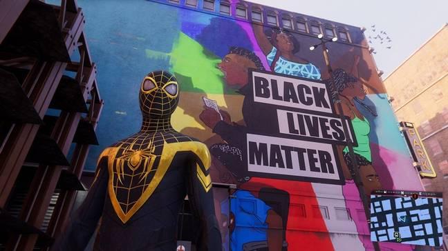 Homem-Aranha: Miles Morales contém um tributo comovente para Chadwick Boseman