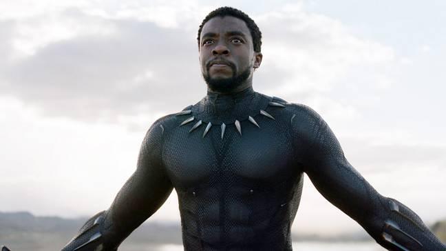 A Marvel não recriará digitalmente Chadwick Boseman em Black Panther 2. Crédito: Marvel