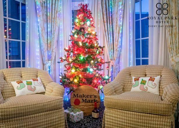 Hotel cria incrível suíte de natal com tema de elfos