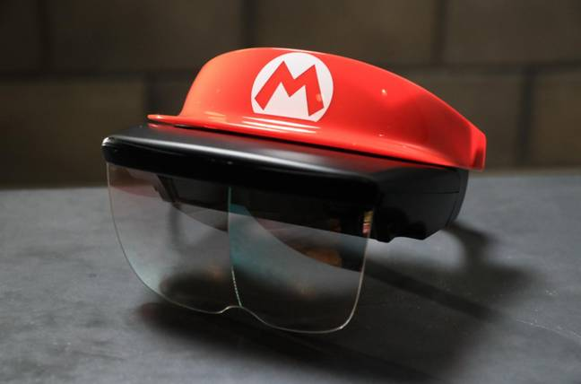 O Super Nintendo World está programado para estrear em 4 de fevereiro