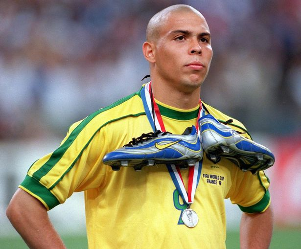 Ronaldo nomeia os melhores com quem já jogou e quatro jogadores que o inspiraram