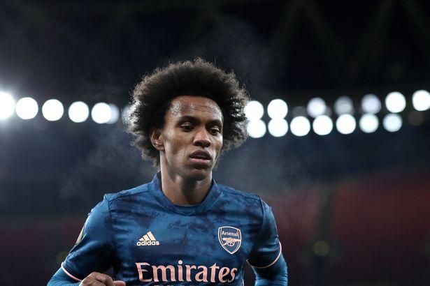 Edu dá veredicto sobre Willian em meio a críticas após a transferência do Chelsea para o Arsenal