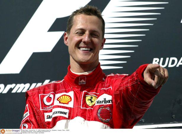 O filho de Michael Schumacher entra no debate de todos os tempos depois que Lewis Hamilton iguala o recorde