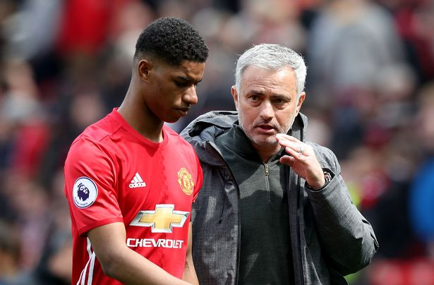Jose Mourinho provou estar certo sobre Marcus Rashford do Man Utd, apesar das afirmações de Thierry Henry
