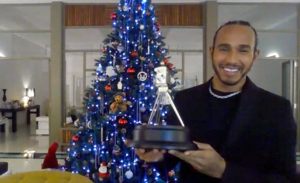 Lewis Hamilton venceu Jordan Henderson e ganhou o prêmio BBC Sports Personality of the Year