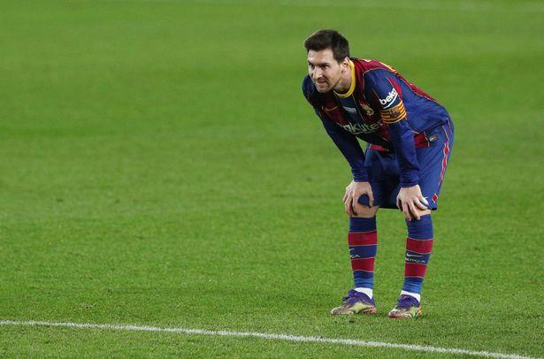 Lionel Messi faz admissão severa sobre o futuro, com o contrato do Barcelona se aproximando do fim