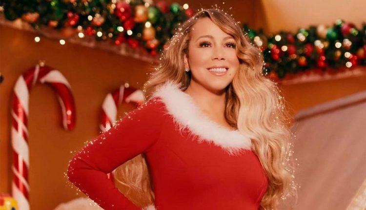 Mariah Carey vibra com aproximação do Natal: 'Está na hora' - Jornal  Midiamax