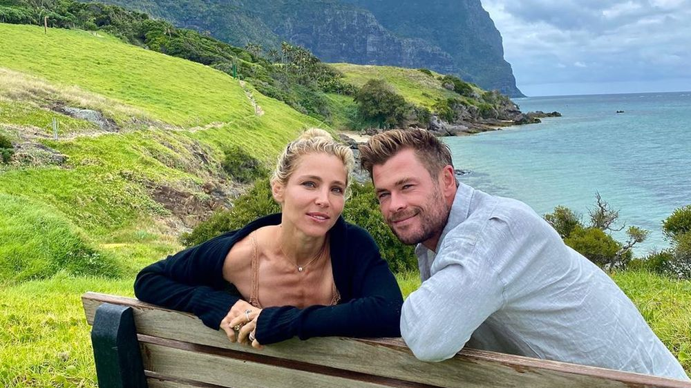 Chris Hemsworth and Elsa Pataky, two luxury adventurers lost in Australia