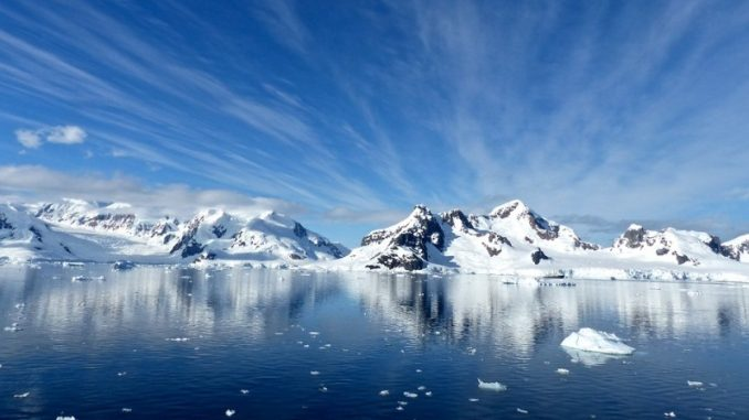 Camada de gelo da Antártida influencia clima no Brasil – AUN – Agência  Universitária de Notícias