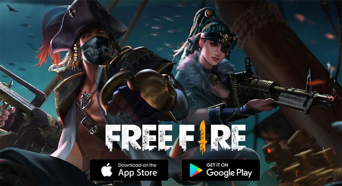 Free Fire para Android e iPhone – Confira como baixar