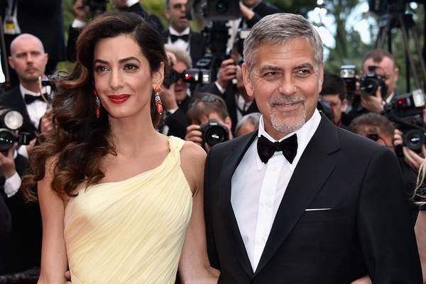George Clooney e mulher desembolsam 572 mil reais em brinquedoteca para os  filhos - Monet | Celebridades