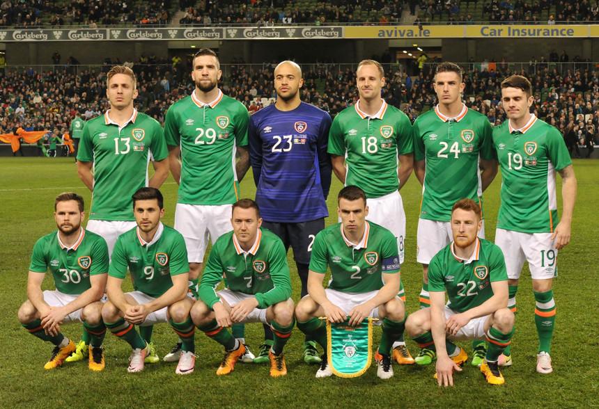 Irlanda enfrenta Cristiano Ronaldo nas eliminatórias da Copa do Mundo de 2022