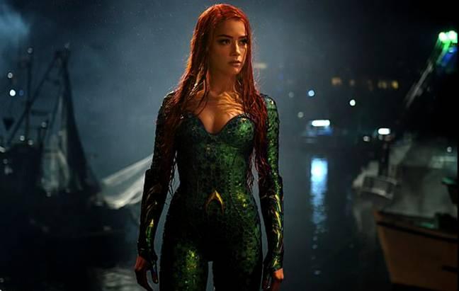 Johnny Depp disse que queria que Amber fosse substituída no Aquaman