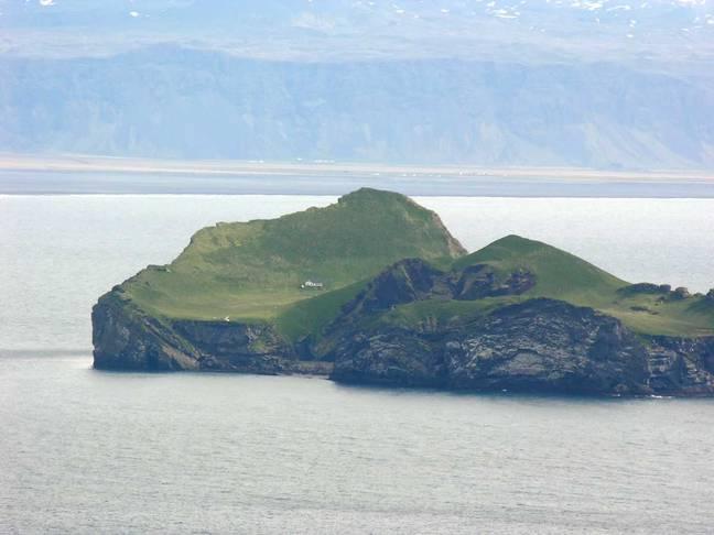 Ilha islandesa abriga a 'casa mais solitária do mundo'
