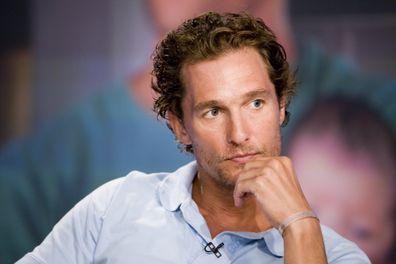 Matthew McConaughey pondera sobre a atual divisão política nos EUA