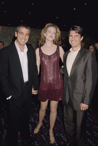 George Clooney defende o discurso de Tom Cruise contra o coronavírus