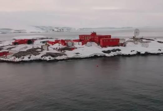 O Coronavírus já invadiu a Antártica com 36 pessoas com teste positivo