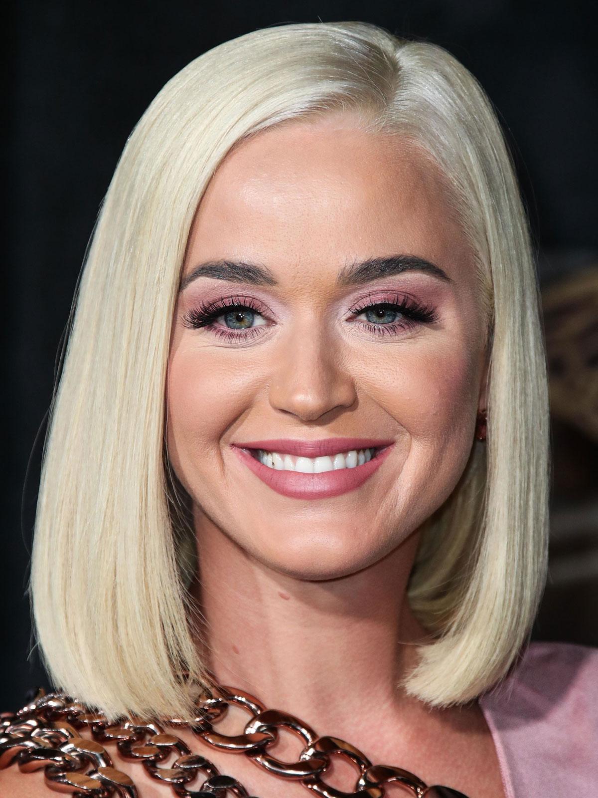 Katy Perry inicia um debate depois de dizer que ela e seu cachorro estão se tornando veganos