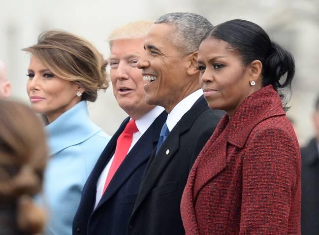 Melania Trump quebra a tradição de 70 anos e não convida Jill Biden para um tour pela Casa Branca