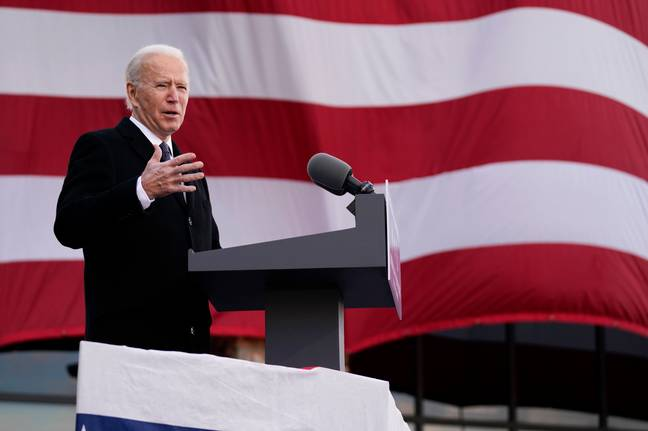 Joe Biden torna-se oficialmente o 46º presidente dos Estados Unidos