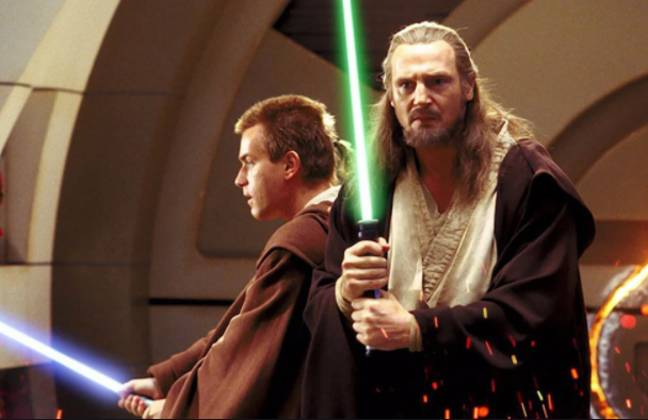 Liam Neeson quer participar da série de TV da Disney + 'Obi-Wan Kenobi'