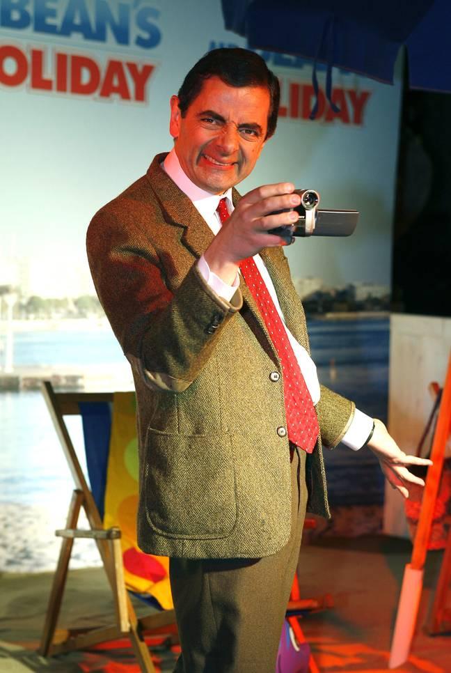 Rowan Atkinson não convincente como o Sr. Bean novamente
