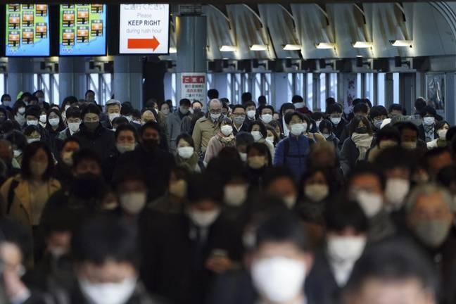 Japão encontra nova mutação do coronavírus que é diferente da cepa do Reino Unido e da África do Sul