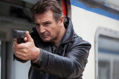 O novo filme de Liam Neeson, Blacklight, traz uma frase de chamariz para os australianos