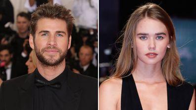 Gabriella Brooks 'extraiu o melhor' de Liam Hemsworth após um ano de namoro