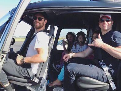 Matt Damon se muda para a Austrália depois de se juntar ao elenco de 'Thor: Amor e Trovão'