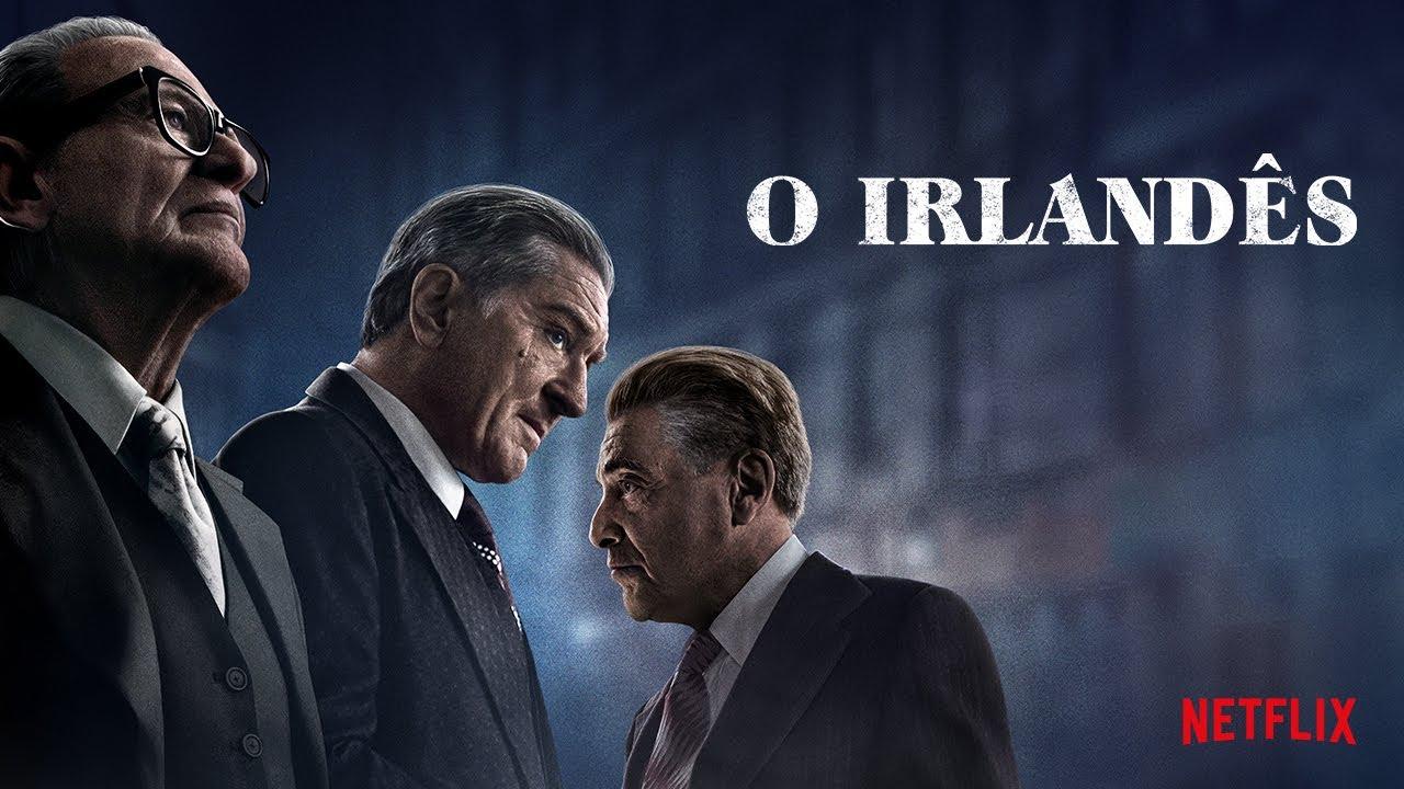O Irlandês | Trailer oficial | Netflix - YouTube